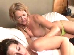 Mature Woman vs Young Girl 24